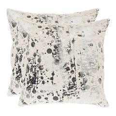 Nars 2 pc 22'' x 22'' Throw Pillow Set