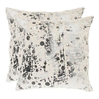 Nars 2-piece 22'' x 22'' Throw Pillow Set