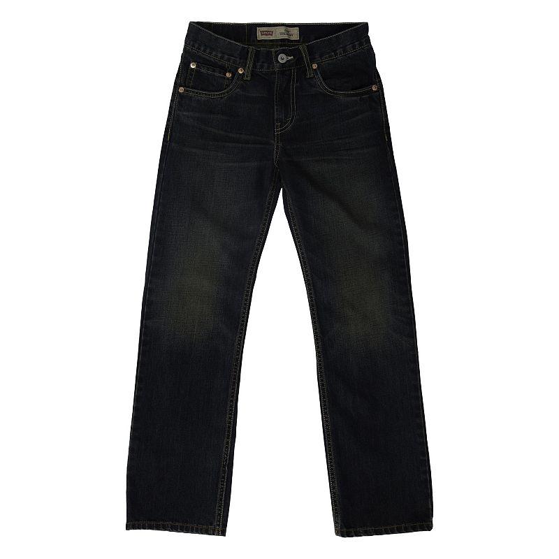 Boys 8-20 Levi's 514 Slim Straight Jeans Husky