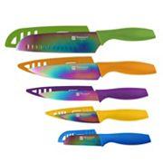 Hampton Forge Tomodachi 10 pc Knife Set