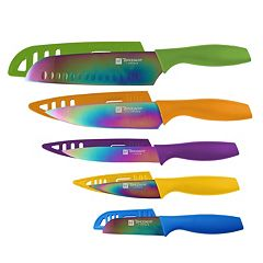 Hampton Forge Tomodachi 10 pc Knife Set