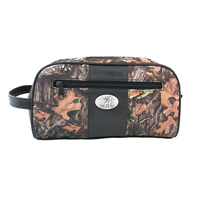 Zep-Pro Alabama Crimson Tide Concho Camouflage Toiletry Case