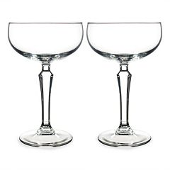 Cathy's Concepts 2-pc. Champagne Coupe Toasting Flute Set