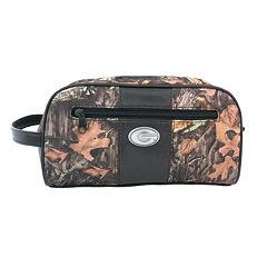 Zep-Pro Georgia Bulldogs Concho Camouflage Toiletry Case