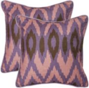Easton 2-piece 18'' x 18'' Throw Pillow Set
