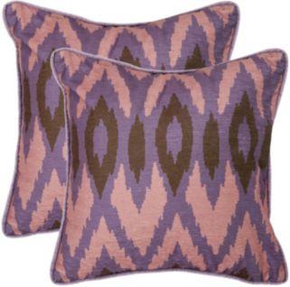 Easton 2-piece 18'' x 18'' Throw Pillow Set