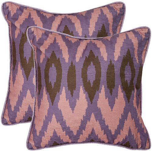 Easton 2-piece 20'' x 20'' Throw Pillow Set
