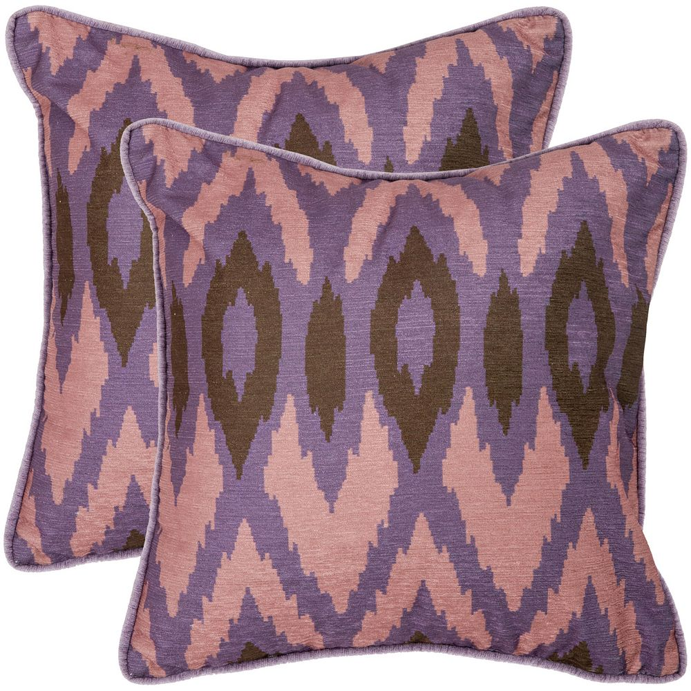 Easton 2-piece 22'' x 22'' Throw Pillow Set