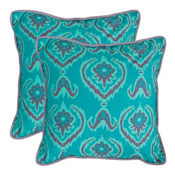 Alpine 2-piece 18'' x 18'' Throw Pillow Set