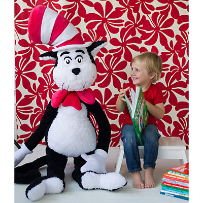 Dr. Seuss The Cat in the Hat Jumbo Plush Toy