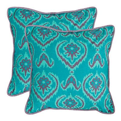 Alpine 2-piece 20'' x 20'' Throw Pillow Set