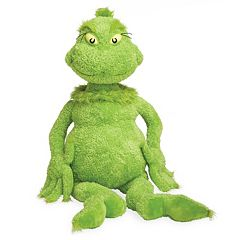 Dr. Seuss The Grinch Jumbo Plush Toy