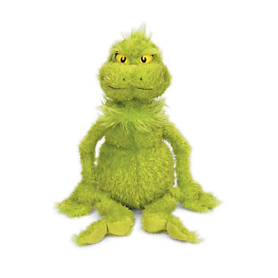 Dr. Seuss The Grinch Large Plush Toy