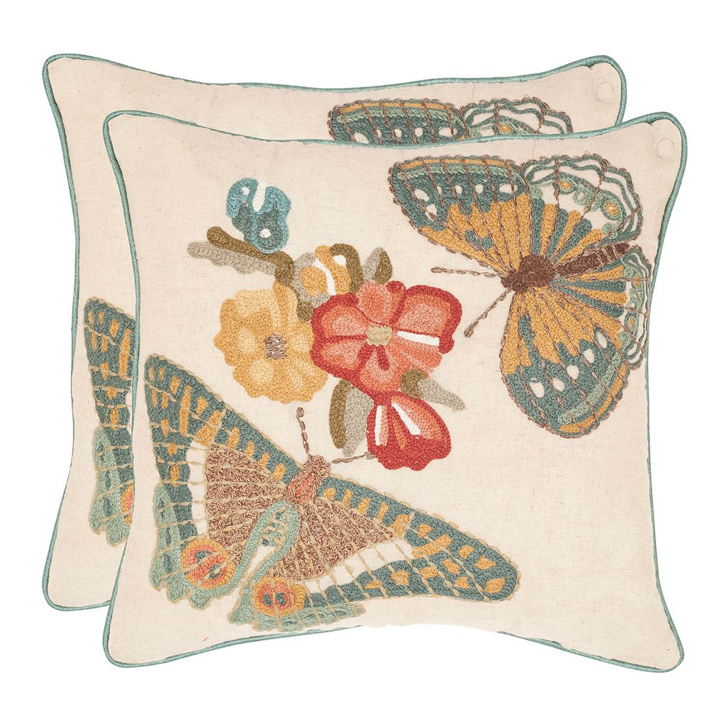 Kelsey 2-piece Throw Pillow Set