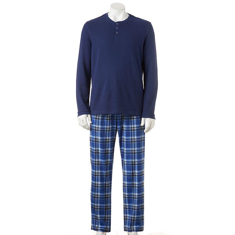 Mens Fleece Lounge Pants Kohl S