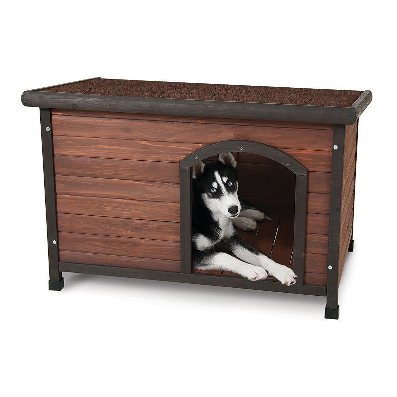 Ruff Hauz Dog House Plastic