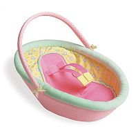 Baby Stella Cute Comfort Car Seat by Manhattan Toy