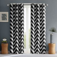 Mi Zone Pisces Room Darkening Curtain Pair - 42'' x 84''