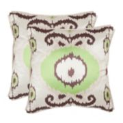 Giselle 2-piece Throw Pillow Set