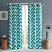 Mi Zone Aries Room Darkening Window Curtain Pair - 42'' x 84''