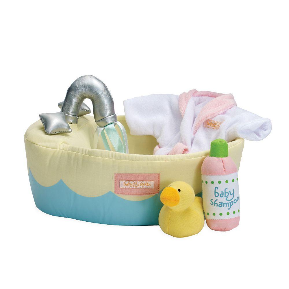 Baby Stella Bath Set by Manhattan Toy