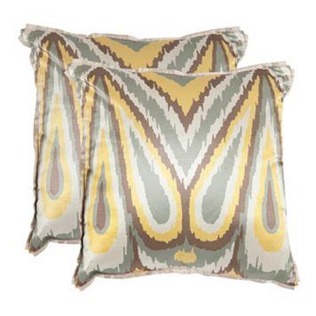 Keri 2-piece Throw Pillow Set
