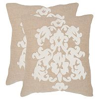 Margie 2-piece 20'' x 20'' Throw Pillow Set