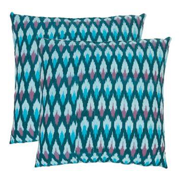 Luca 2-piece Throw Pillow Set