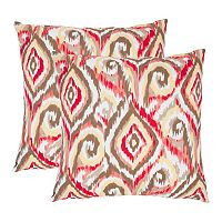 Bardot 2-piece Throw Pillow Set