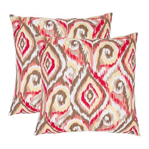Bardot 2-piece Throw Pillow Set