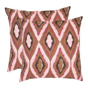Sophie 2-piece 18'' x 18'' Throw Pillow Set