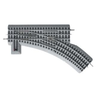 Lionel Trains O-36 Gauge Right-Hand Manual Train Track Switch