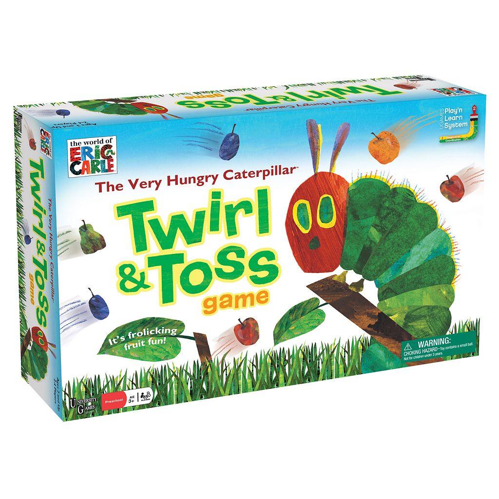 Very Hungry Caterpillar Twirl & Toss Game