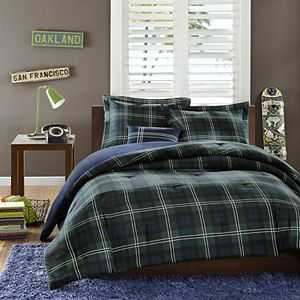 Mi Zone Cameron Reversible Comforter Set