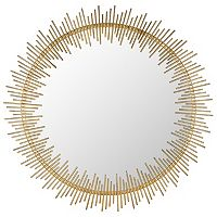 Safavieh Sun Ray Circle Wall Mirror