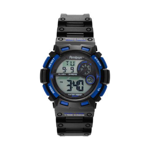 Armitron Men's Digital Chronograph Watch