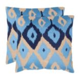 Jay 2 pc 18'' x 18'' Throw Pillow Set