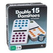 Double 15 Dominoes Set by Cardinal