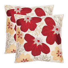 Victorian 2-piece Throw Pillow Set