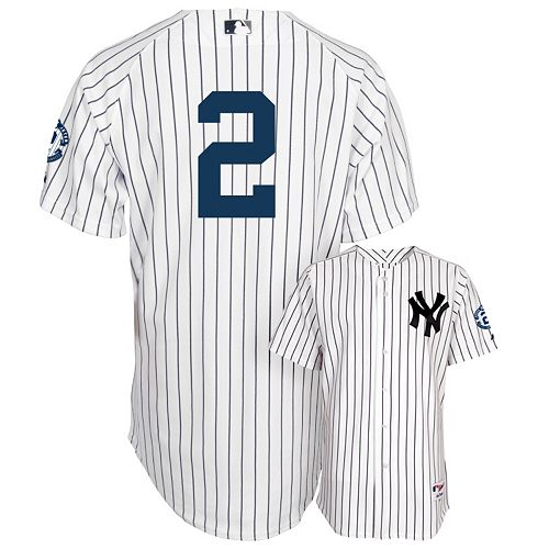new style 041dc 90b96 Men's Majestic New York Yankees Derek Jeter Retirement ...