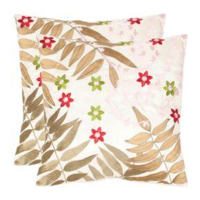 Naiis 2-piece Throw Pillow Set