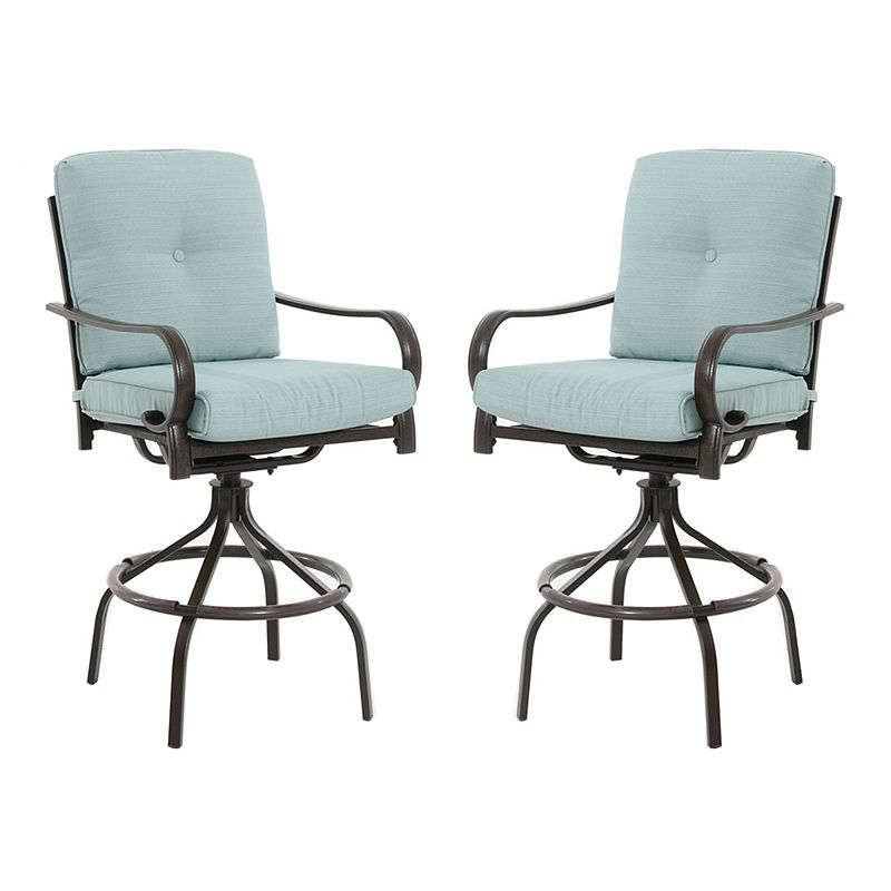 Kohls Patio Chair Cushions: Blue Cushions Outdoor Furniture