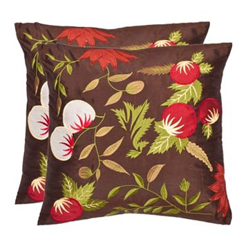 Ocaria 2-piece Throw Pillow Set