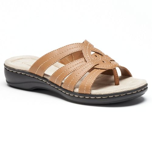 8cb84587f Croft & Barrow Women's Thong Sandals