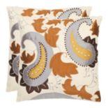 Duskii 2-piece Throw Pillow Set