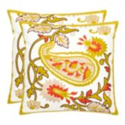 Gossamer 2-piece Throw Pillow Set