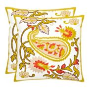 Gossamer 2 pc Throw Pillow Set