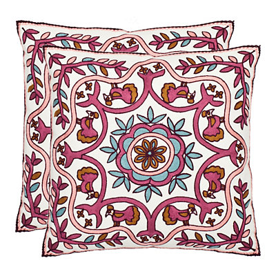 Ruddy 2-piece Throw Pillow Set