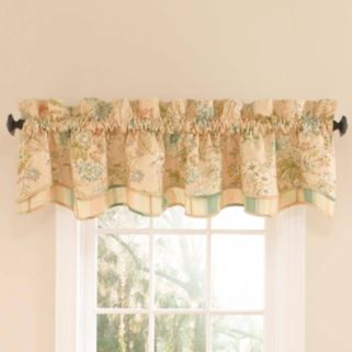 Waverly Cape Coral Valance - 78'' x 18''