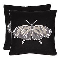 Motoro Ray 2 pc Throw Pillow Set